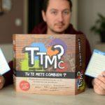 Un jeu d'ambiance entre amis : TTMC , notre avis