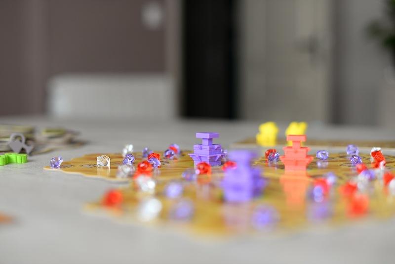Ishtar, jeu pour la famille, jardins de babylone