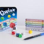 jeu de dés, qwixx, jeu pour enfants, jeu pour deux, avis, test
