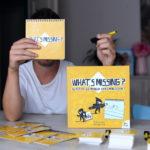 What's Missing ? : le test du nouveau jeu de dessin