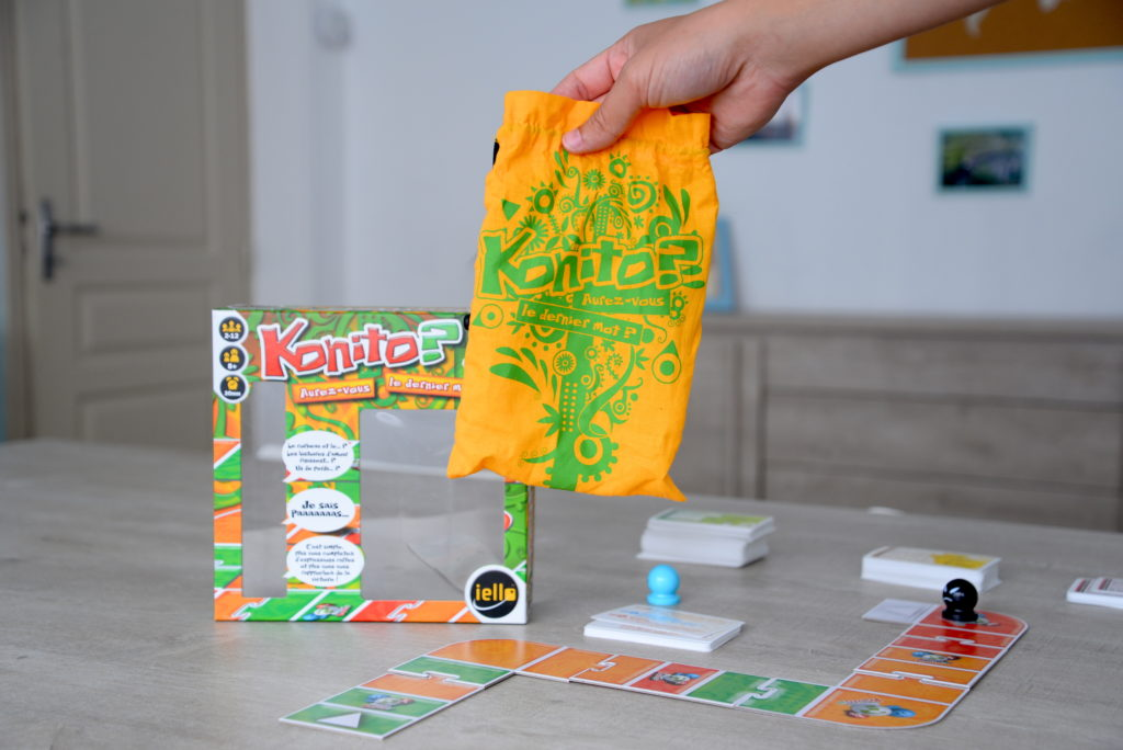 konito, jeu de société, jeu d'ambiance