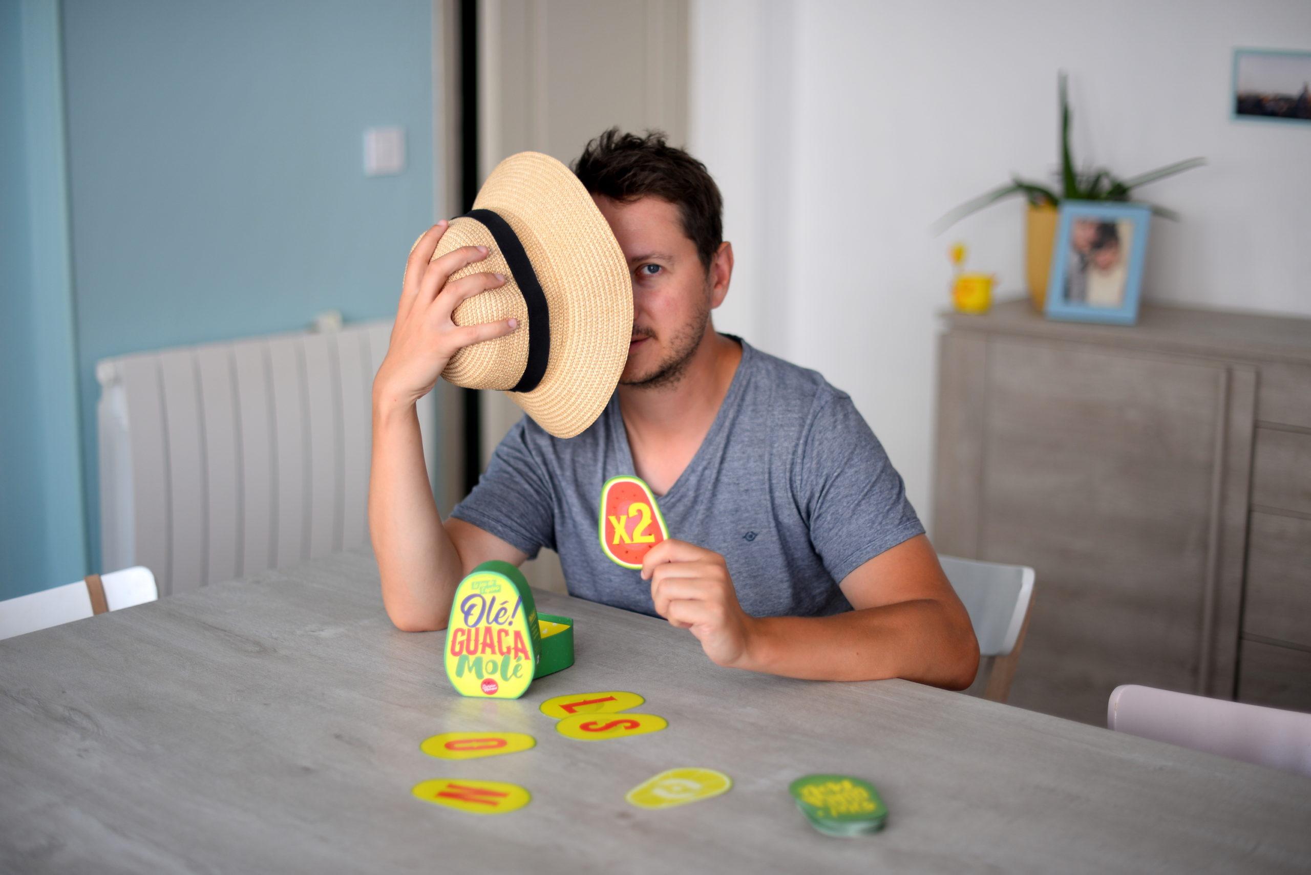 ole guacamole, jeu, test, avis, jeu d'apéro