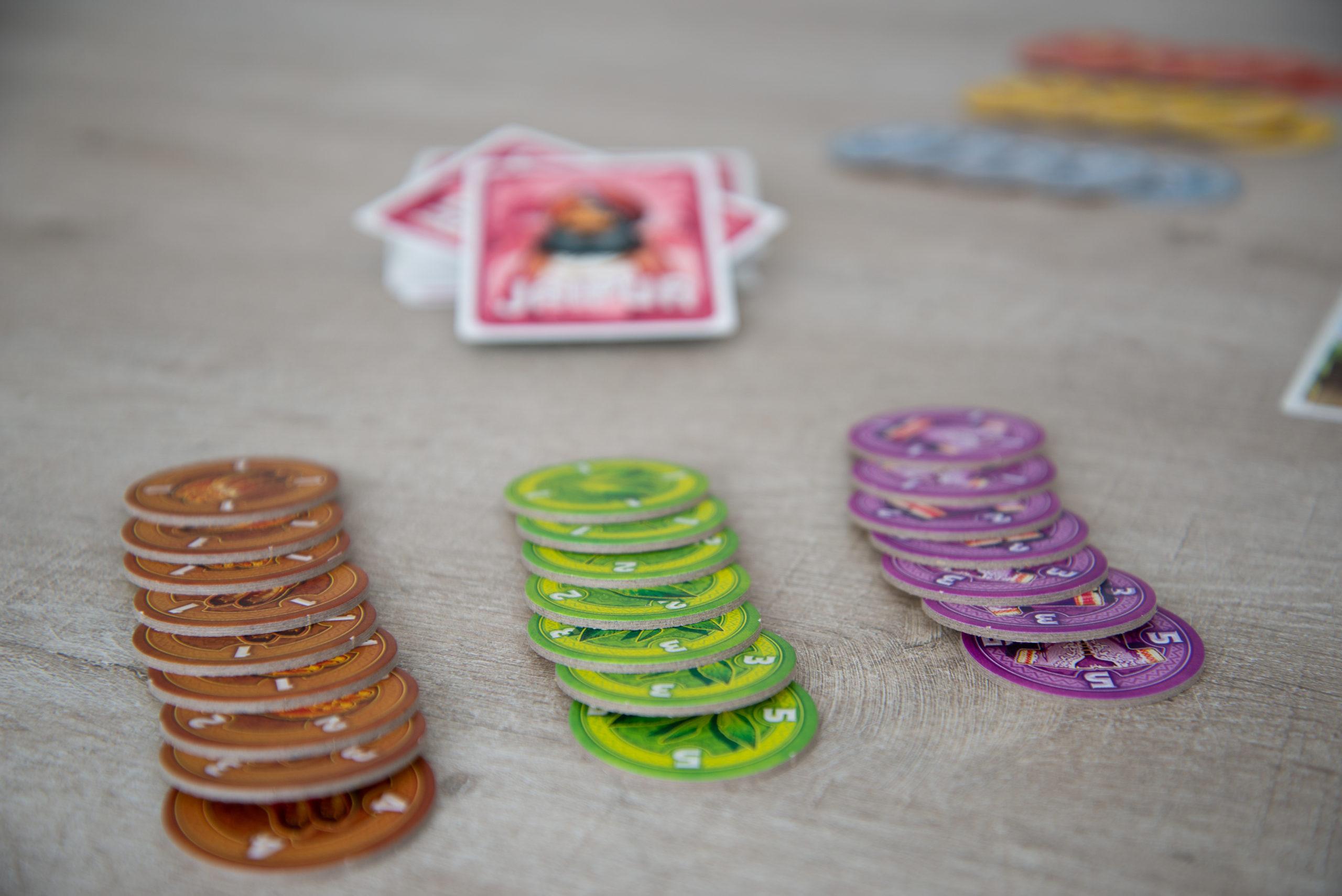 jaipur, jeux deux joueurs, regles du jeu, test, avis